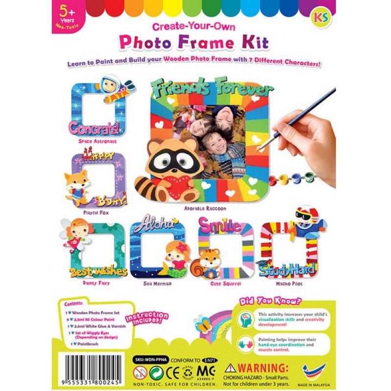 Create Your Own Photo Frame Kit